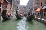 Венеция существует... :: Пробка в Венеции