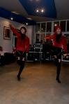 Танец в исполнении студентов Северо-Осетинского университета