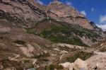 Северная Осетия (2010) :: Мощь Скалистого хребета. Ничтожность автомобиля