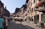 Швейцарский городок Штайн-Ам-Райн. Здесь живут швейцарцы