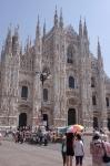 Италия-Швейцария :: Кафедральный собор. Милан